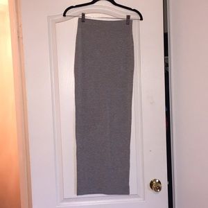 Bodycon Maxi Skirt